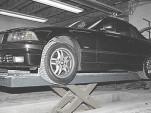 Восстановление геометрии авто в Туле